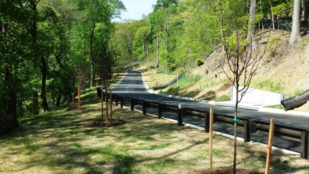 Piscataway Hills Slope Stabilization, Prince George's County, Maryland